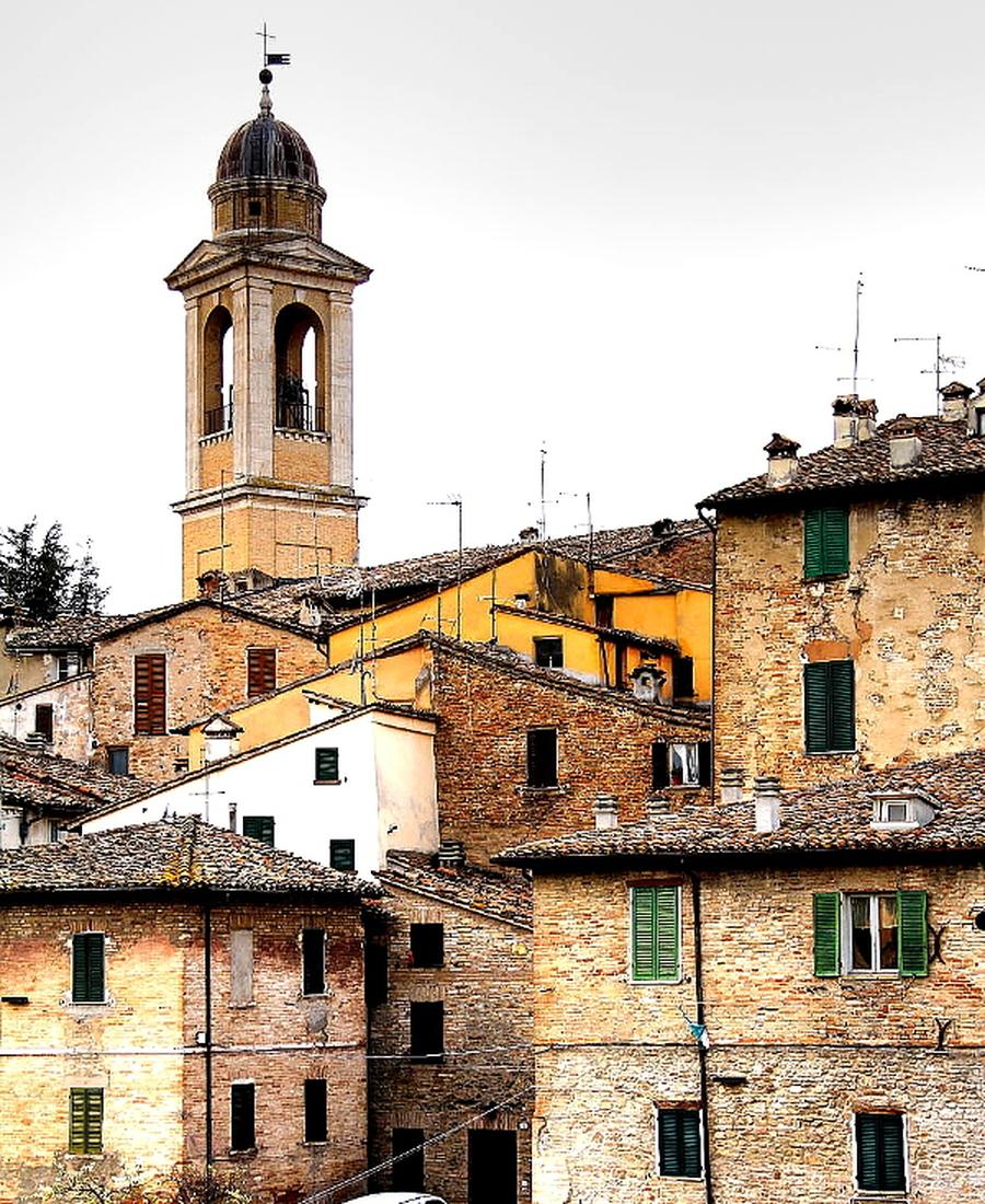 Urbania - Foto Stefano Frattini