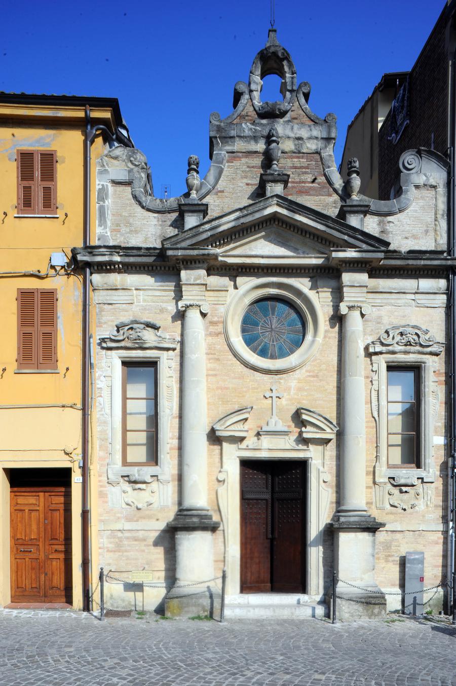 Chiesa S. Silvestro o Madonna di Piazza