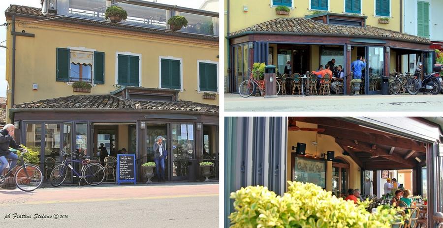 Caffè del porto, Fano