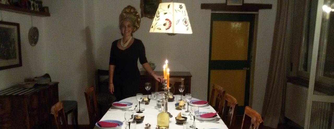 Indovina chi viene a cena arriva anche a fano il social - La cucina di giuditta ...