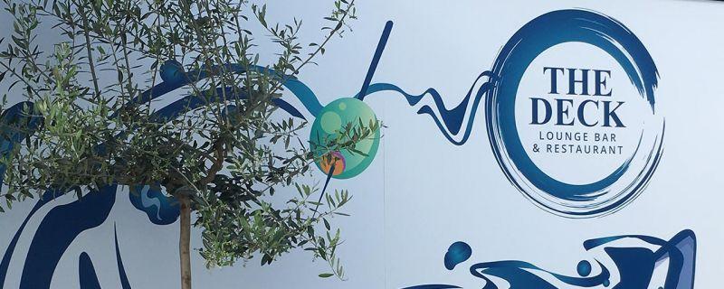 Al The Deck di Marina dei Cesari si punta sulla ristorazione