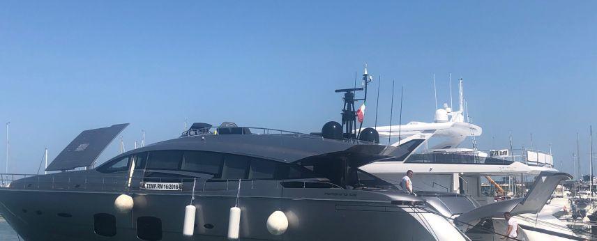 Fano: i maxi yacht primi nel mondo