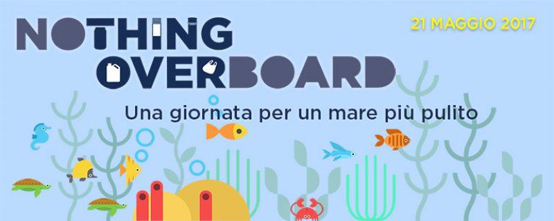 Partecipa alla veleggiata in difesa del mare: Marina dei Cesari ti premia con un transito in omaggio!