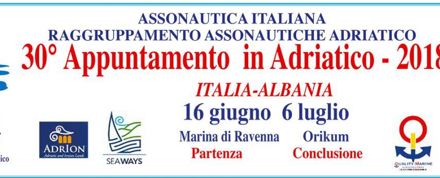 30° appuntamento in Adriatico