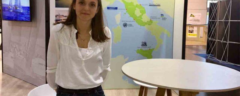 Lara Eulenstein è la nuova responsabile dell'assistenza per il mercato tedesco di MPN Marinas