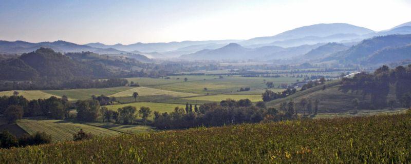 Nel cuore del Montefeltro: i paesaggi invisibili