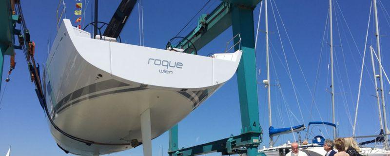 A Marina dei Cesari varato il nuovo 58 piedi Grand Soleil