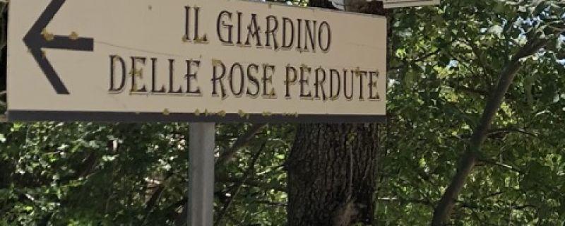 IL GIARDINO DELLE ROSE PERDUTE
